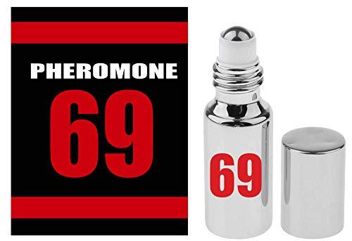 Pheromon 69 Starkes Pheromon mit Androstenonum für Männer 5ml
