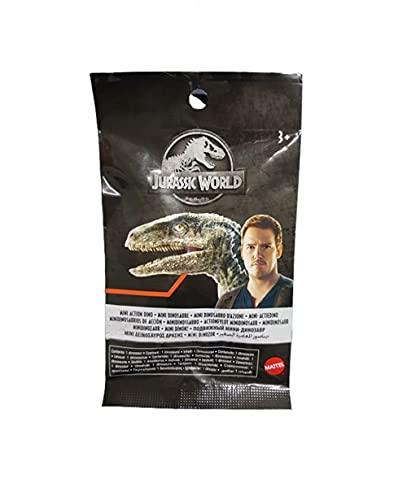 Jurassic World FML69 Mini Dinosauri Jurassic World, modelli assortiti, 1 pezzo