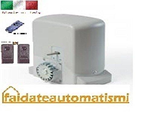 Kit puerta corredera automático 600 kg apricancello apri Motor Automatismos: Amazon.es: Electrónica