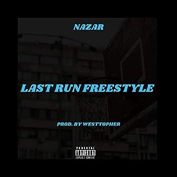 LAST RUN FREESTYLE