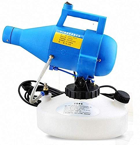 CPAZT 4,5 l tragbarer elektrischer Zerstäuber mit extrem niedrigem Volumen, Mist Insektizids Desinfektions Zerstäuber Aerosolsprüher YCLIN