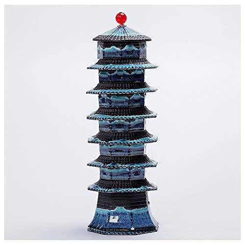 Jieqiong Conjunto de Taza de té, Juego de té de cerámica de Viaje, Tetera de Porcelana de cerámica de Chino portátil para Hotel de Negocios Picnic al Aire Libre,A