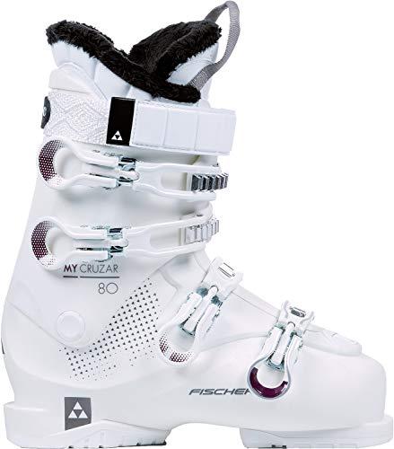 Fischer My Cruzar 80 PBV Ski Boots Womens Sz 7.5 (24.5)