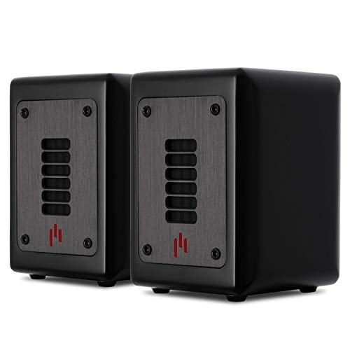 Aperion Audio MKII Planar-Ribbon Super Tweeter Pair for Home Theater Stereo Speaker HiFi Audiophile...