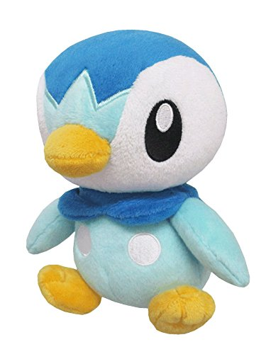 Unbekannt Sanei Pokemon All Star Collection PP89 Piplup 6
