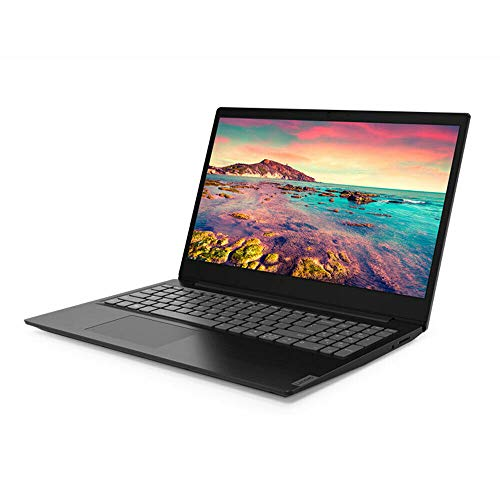 Lenovo IdeaPad S145 15 Inch (15.6') FHD Laptop - (Intel Core i3, 4GB RAM, 128GB SSD, Windows 10 Home S Mode) - Granite Black