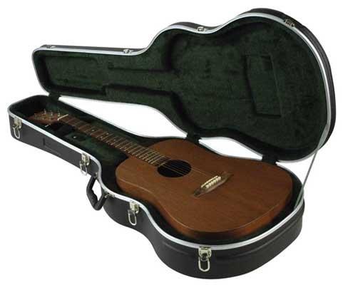 SKB Dreadnought Economy - Maleta para guitarra acústica