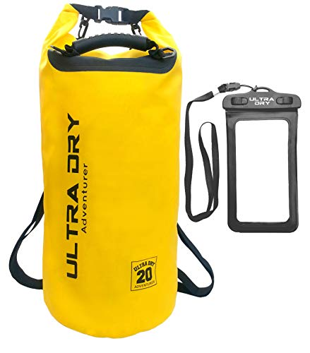Ultra Dry 10L Waterproof Bag and Phone Dry Bag...