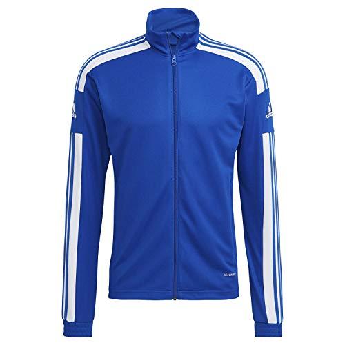 adidas GP6463 SQ21 TR JKT Jacket mens team royal blue/white M