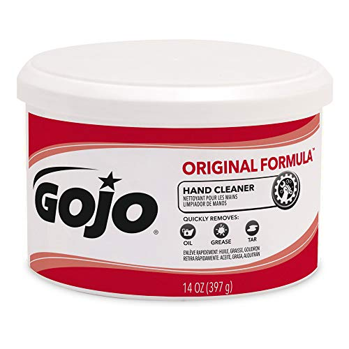 GOJO ORIGINAL FORMULA Hand Cleaner, Fragrance Free, 14 fl oz...