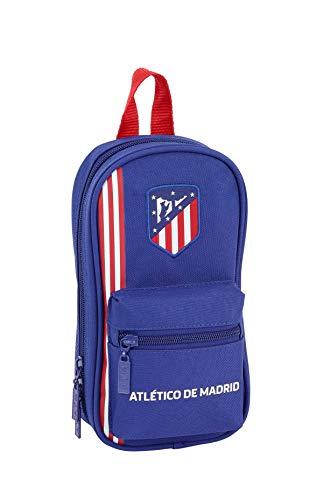 Atlético de Madrid In Blue officiell necessär med 4 fack och användbara redskap 120 x 50 x 230 mm