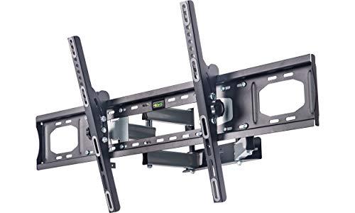 AmazonBasics Performance vollbewegliche TV-Wandhalterung mit sechs Schwingarmen für 190,5-279,4 cm (75-110 Zoll) TV-Geräte