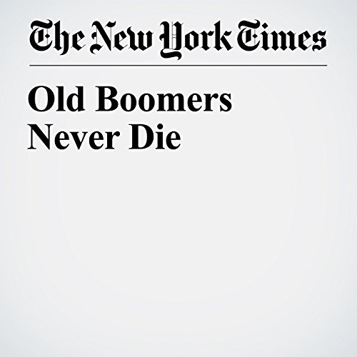 Old Boomers Never Die copertina