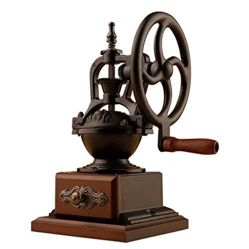 Buy Manual Grinders Manual Coffee Grinder Coffee Bean Grinders Hand Coffee Grinder Jar Large Mill Gr...