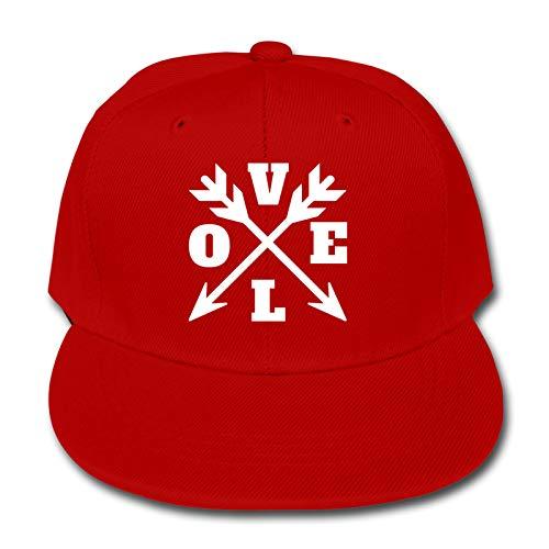 Love With Arrow Kinder Tier Bauernhof Quick Buckle Hat Baseball Cap Hip Hop Cap