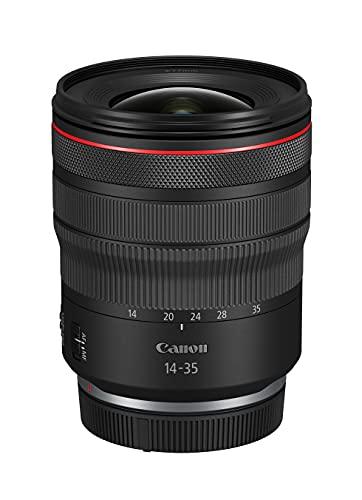 Canon RF 14-35 mm F4L IS USM Macro Objetivo Zoom Ultra Gran Angular, Negro
