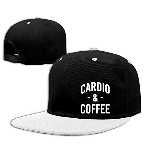 were Men&Women Cardio and Coffee Funny Workout Fitness B-Box Mesh Hat Adjustable Sombreros y Gorras