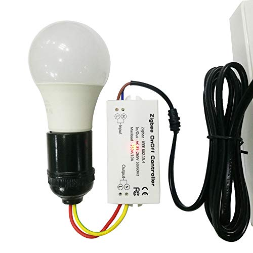 Steuergerät LEDs 12-24V//DC 10A Alexa Hue kompatibel Zigbee RGBW+CCT Controller