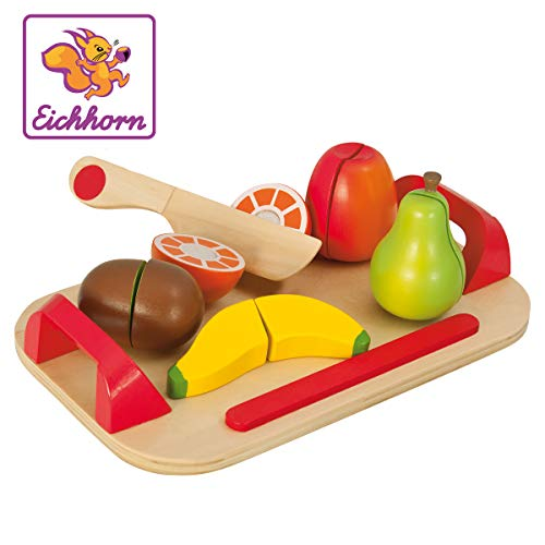 Eichhorn 100003721 Vassoio con Frutta 8 Pezzi