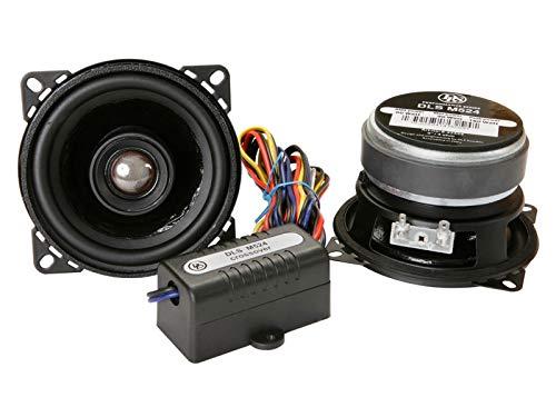 DLS M524 10cm / 4 inch 2-wegs coax-luidspreker 60W RMS | 4Ohm | Inbouwdiepte: 6cm | Kleur: zwart | Frequentie: 60Hz - 20kHz | Gevoeligheid: 80dB (1W/1m) | Buitendiameter: 102mm
