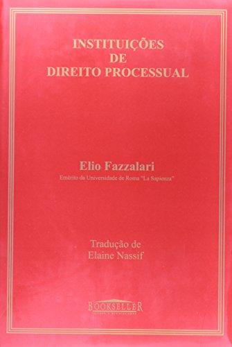 Instituições de Direito Processual