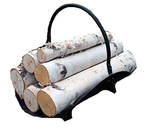 Read About Wilson Enterprises Decorative White Birch Log Set for Fireplace