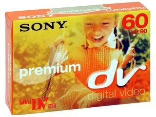 Sony DVM 60 PR DV Mini Digital Video
