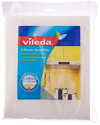 Vileda 2-Phasen Dunstfilter, 1 Stück (1er Pack)