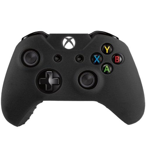 Mecaweb Custodia Cover Case Silicone per Controller Joypad Xbox One Nero