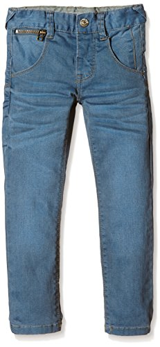 NAME IT Jungen nitRAS Bad K XSL DNM Pant NOOS Jeanshose, Blau (Light Blue Denim), 110