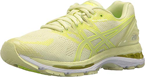 ASICS Mens Fitness/Cross-Training, Zapatillas de Trail Running para Mujer, Limelight-Limelight Safety Yellow, 38 EU