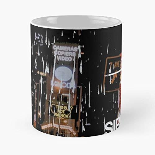 lridescent Nicolas Sirens Jon Music Moderat Hopkins Album Jaar Ambient Taza de café con Leche 11 oz