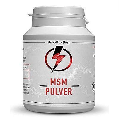 MSM PULVER Pur 99,9% Methylsulfonylmethan 600 Gramm