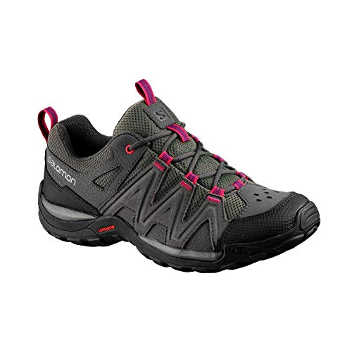SALOMON Millstream Women Damen Trekkingschuh, Größen Adidas UK All:40 2/3