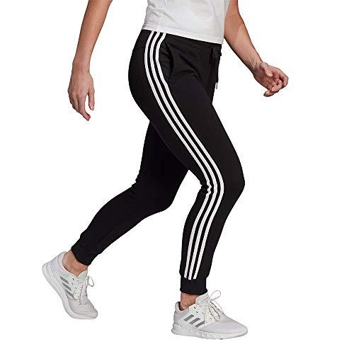 adidas GM5551 W 3S FL C PT Sport Trousers Womens Black/White S