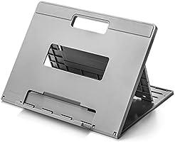 Kensington K50420EU Elevador y Soporte Enfriador Ergonómico y Ajustable SmartFit Easy Riser Go, para Portátiles,...