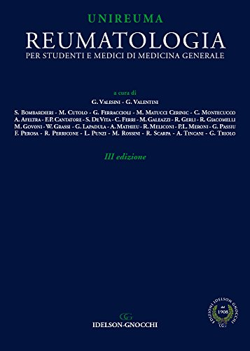 Reumatologia. Per studenti e medici di medicina generale