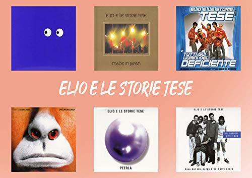 6 Album Cd: Cicciput, Made In Japan, Tutti Gli uomini del Deficente, Craccracricrecr, Peerla, Esco dal mio Corpo e ho molta paura (1979/1986)