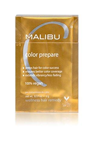 Malibu C Color Prepare Wellness Hair Remedy, 12 Count