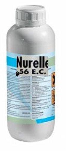 NURELLE 56 E.C. DA 250 CC CIPERMETRINA ZECCHE PULCI DISINFETTANTE INSETTICIDA