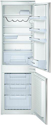 Bosch KIV34X20 Integrado 274L A+ Blanco nevera y congelador - Frigorífico (274 L, ST, 3,5 kg/24h, A+, Compartimiento de zona fresca, Blanco)