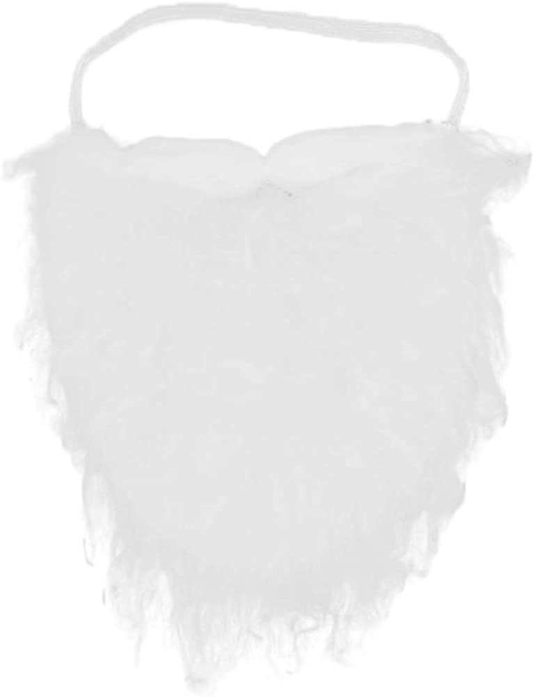 Jacobson Hat Company White Max 46% OFF Full Beard and Ranking TOP4 Mustache Acces Costume