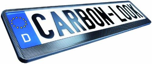 Utsch 199693 Kennzeichenträger 520 mm Carbon-Look