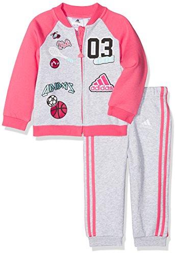 adidas, Fun Fleece joggingpak voor jongens