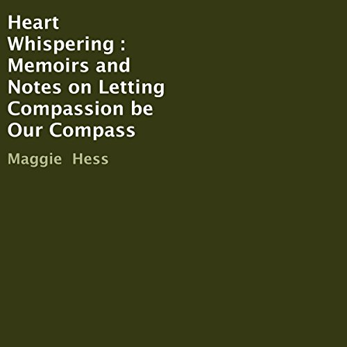 Heart Whispering audiobook cover art