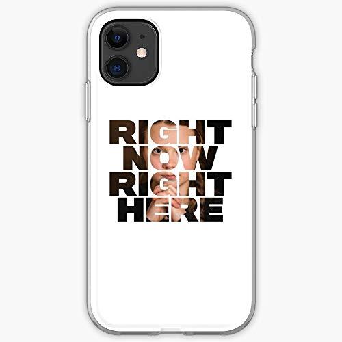Thunberg Climate Great Greta Again Make Change Climateactionrb America | Custodia per Telefono per iPhone 11, iPhone 11 PRO, iPhone XR, iPhone 7/8 / SE 2020 - TPU Antiurto Interno Protettivo
