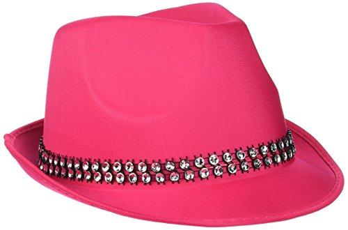Rire Et Confetti - Fiedis061 - Accessoire pour Déguisement - Chapeau Fun Rose