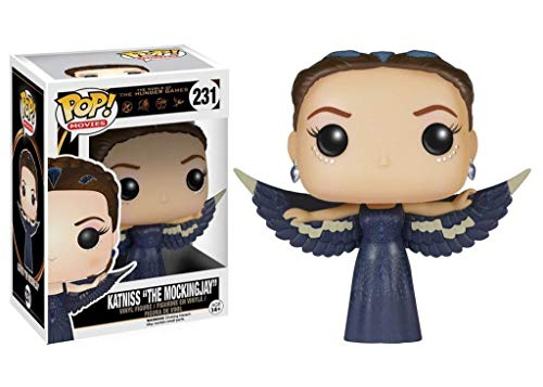Funko Pop Movies The Hunger Games Katniss The Mockingjay + FUNKO PROTECTIVE CASE