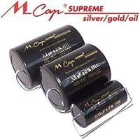 Mundorf ムンドルフ MCap Supreme Silver Gold オイルコンデンサ ペア(2個) (1.5μF)