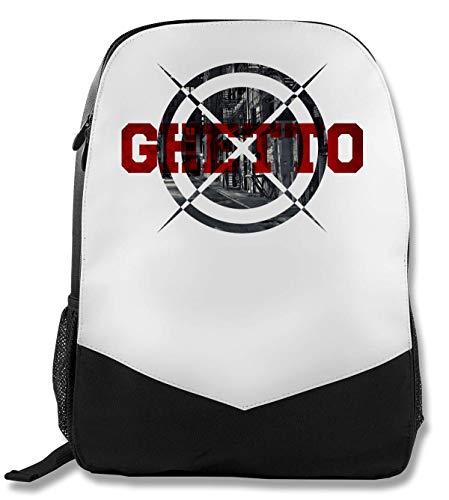Ghetto Gang Criminal Swag Series Dangerous Rucksack
